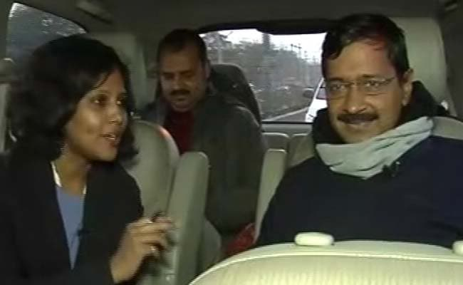 Won't Stop Dharnas If I'm Elected Again, Says Arvind Kejriwal to NDTV