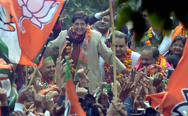 Kiran Bedi Praises RSS As 'Very Nationalistic', Says It Has Kept India United