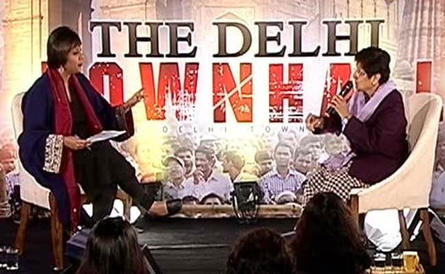 Who Towed Indira's Car? What Kiran Bedi Said to NDTV