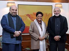 BJP Has 'World's Most Beautiful Face': Kiran Bedi's Reply to AAP on PM Modi