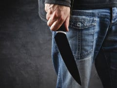 Woman Stabbed Allegedly By Live-In Partner In Delhi's Munirka