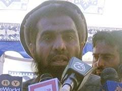 Zaki-ur-Rehman Lakhvi Sent to 14 Days Judicial Custody