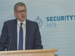 UK MI5 Spy Chief Calls For More Powers To Counter Terror Threat