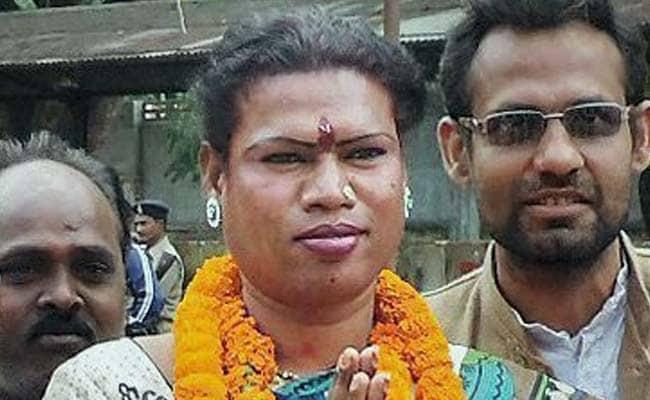 Now, a Trans-Gender Mayor. Meet Madhu Kinnar