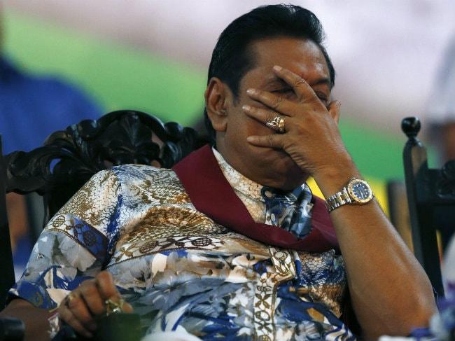 Sri Lanka Government to Probe Mahinda Rajapaksa 'Coup' Bid: Spokesman