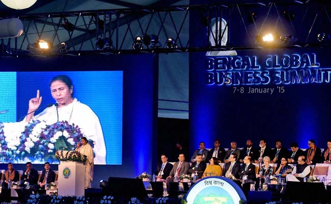 I Touch Your Feet, Says Chief Minister Mamata Banerjee to Investors