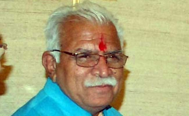 Haryana Conducting Mapping to Open New Colleges: Chief Minister ML Khattar