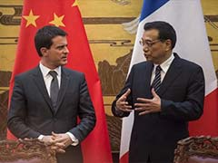 French Prime Minister Manuel Valls Seeks Trade 'Rebalance' with China