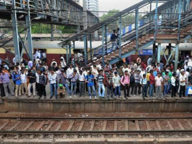 Beggars Shell Out Rs 70 Lakh in Fines on Mumbai's Local Trains in 2014