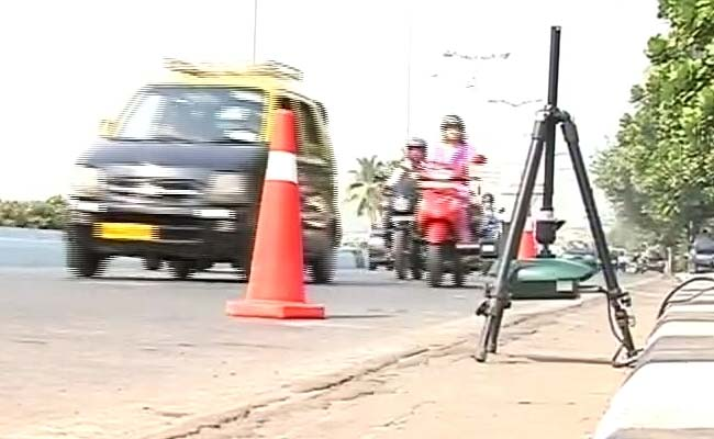 Mumbai's Traffic Gets New Fix-it Plan. And It's High-Tech