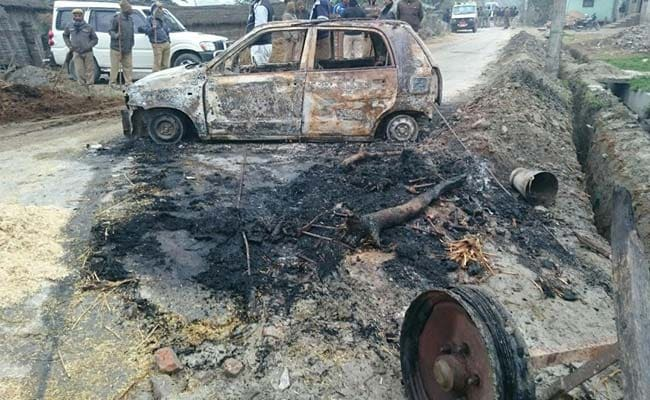 14 Arrested in Bihar's Muzaffarpur After 3 Burnt Alive in Clashes