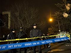 Manhunt Under Way For Suspects Who Wounded 2 New York Officers