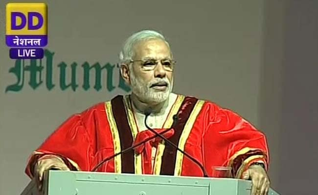 Digital Connectivity Should be Basic Right: PM Narendra Modi at Indian Science Congress in Mumbai