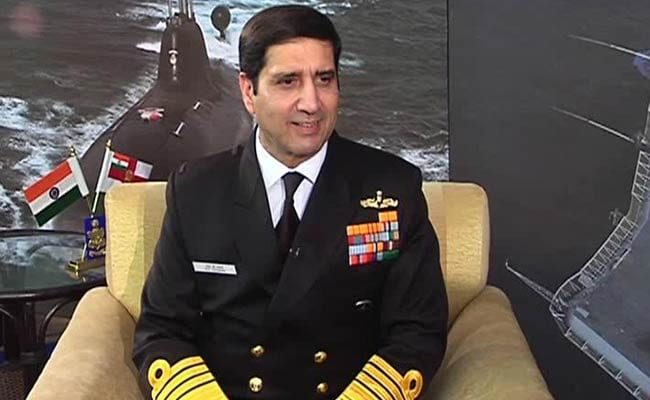Indian Navy Fully Prepared to Protect Coastal Region, Says Admiral RK Dhowan