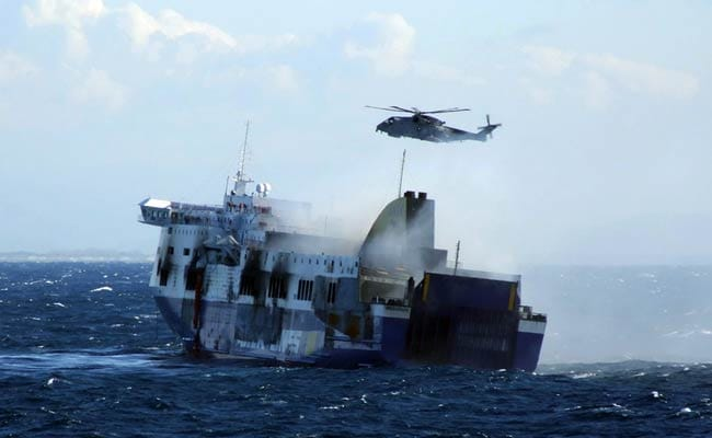 Greek Ferry Tragedy's Death Toll Likely to Rise to at Least 27