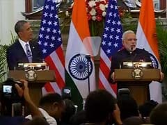 President Obama Breaks Into Hindi During the Joint Press Conference With PM Modi: Highlights