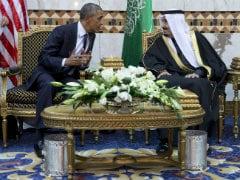 US President Barack Obama Defends Ties to Saudi Kingdom
