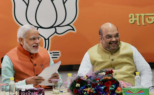 PM Modi's Face, Amit Shah's Strategy: BJP's Delhi Formula Follows Template