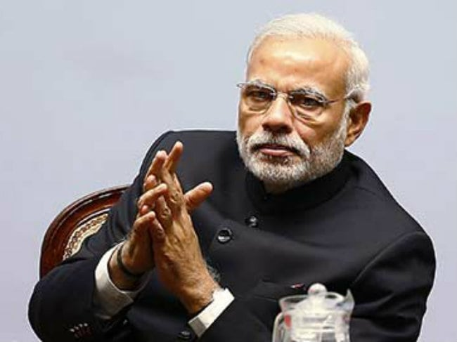 PM Narendra Modi for Action Against Industrial Units Polluting Ganga