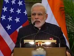 Prime Minister's Media Statement During Joint Press Interaction with President Obama