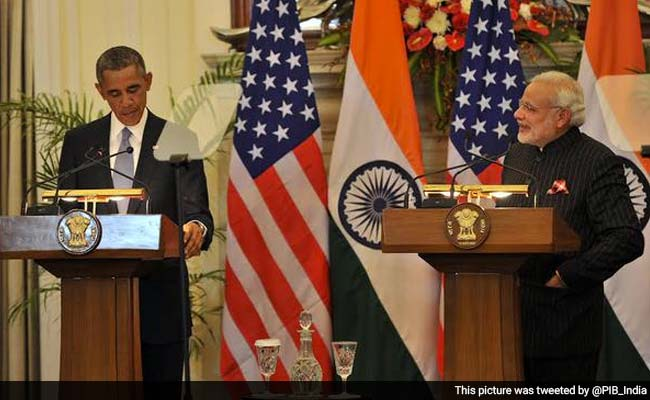 US Welcomes the Role of Indians Abroad in Nations Development: Barack Obama