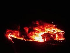 Crew of Pakistani Boat That Blew Up Didn't Look Like Fishermen: Coast Guard