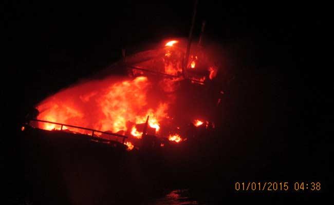 Pakistani Boat Intercepted Amid High Alert Ahead of Barack Obama Visit