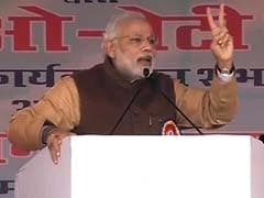 We Felt for One 'Prince', What About Our Dying Girls, Asks PM Modi