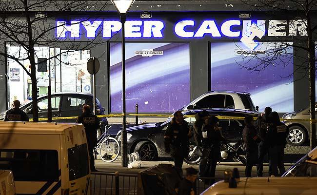 How French Police Cornered and Killed Jihadist Attackers
