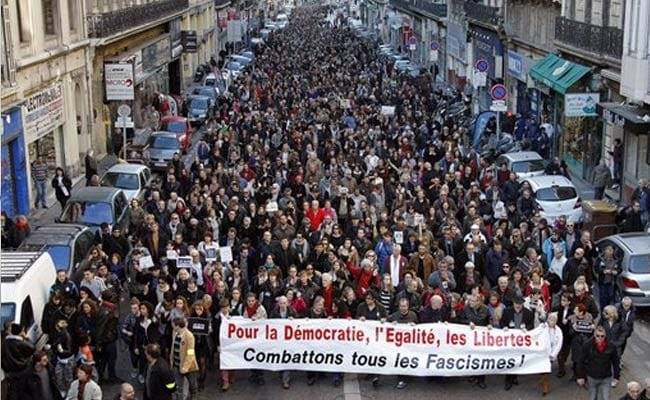 Paris on High Alert Ahead of Giant Unity Rally