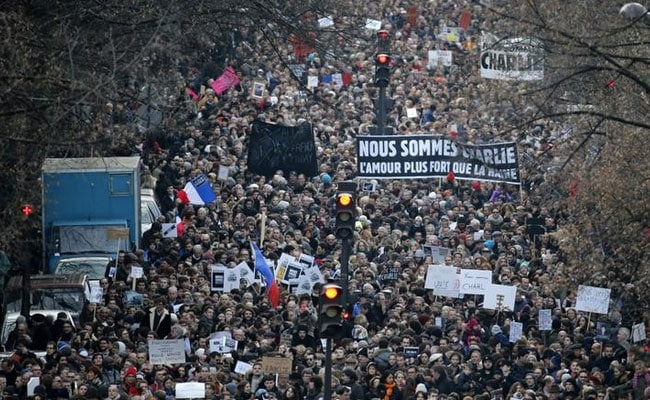 3 Million Copies of Charlie Hebdo to Feature Prophet Mohammed Cartoons