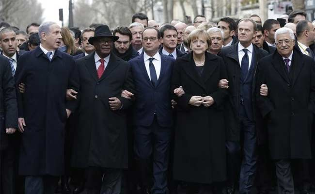 IamCharlie: Some Question Human Rights Records of World Leaders Who Marched