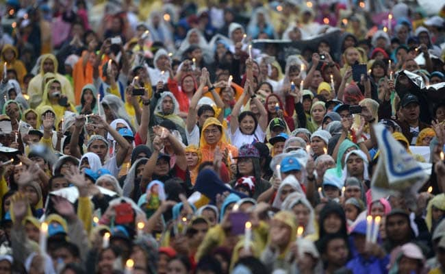 Pope Francis' Mass in Manila Drew Record Crowd of 6-7 Million: Vatican