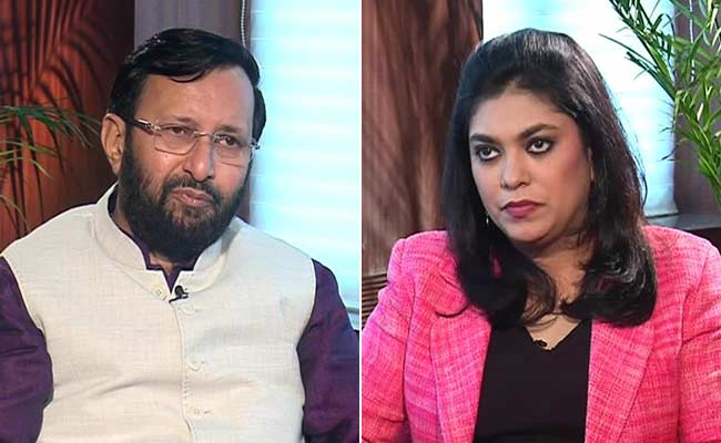Cleared 650 Projects in 7 months, Environment Minister Prakash Javadekar Tells NDTV