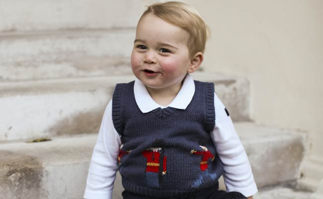 Prince George Got More Gifts in 2014 Than Queen