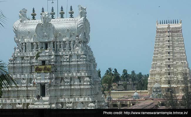 रामनाथस्वामी मंदिर में अभी तक भक्तों के लिए नहीं खुले पवित्र ''तीर्थम'' स्नान