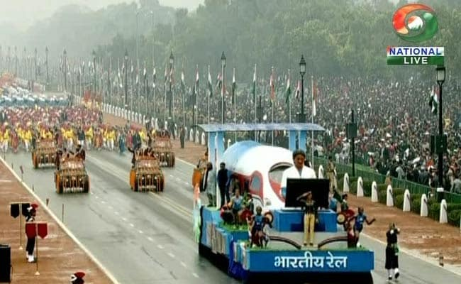 Railways Republic Day Tableau To Showcase Train 18, Bullet Train