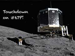 Rosetta Spacecraft Raises New Questions About Comet's Origin