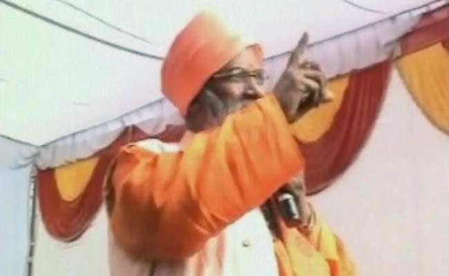 Hindu Women Must Have At Least 4 Children, Says BJP's Sakshi Maharaj