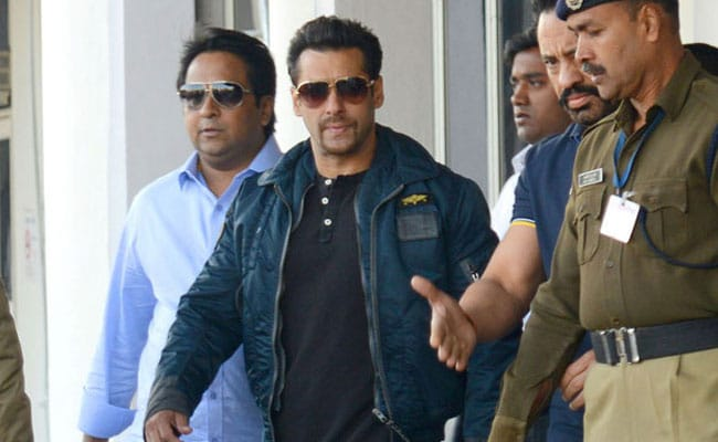 Salman Khan Can't Travel to Britain Because of This Supreme Court Order