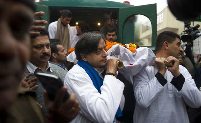 Sunanda Pushkar Was Murdered by Poisoning, Say Delhi Police