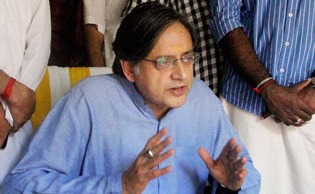 Last Part of Trilogy on India Took Shape After Lok Sabha Polls: Shashi Tharoor