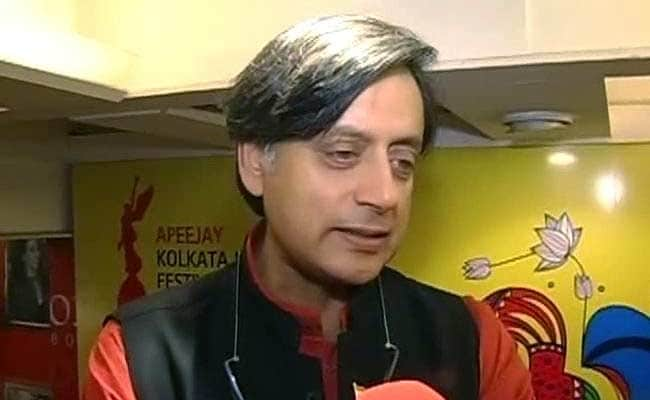 Media Trial Means More Interest in My Book, Says Shashi Tharoor