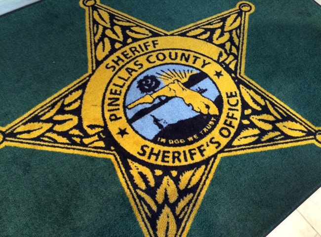 Sheriff's Office Accidentally Prints 'In Dog We Trust' On Rugs