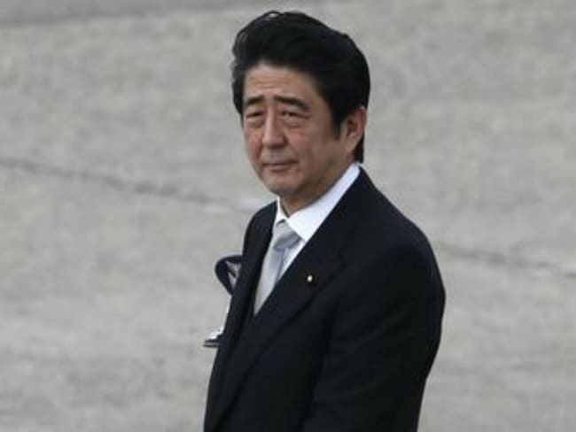 Japan Prime Minister to Pledge 26% Greenhouse Gas Cut