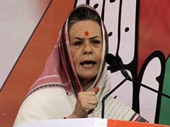 """""""They Want To Silence The Nation"""": Sonia Gandhi's New Attack On Centre"""
