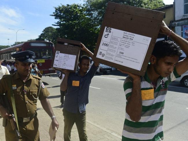 Sri Lanka Votes in Tightest Election in Decades