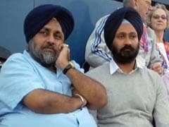 Sukhbir Badal Visits Deceased Teenager's Mother in Moga Hospital