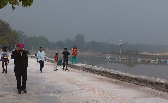 Chandigarh's Sukhna Lake Reopens Month After Bird Flu Scare