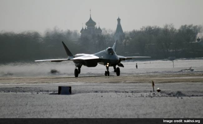 India Fast Tracks 5th Generation Fighter Jet Project With Russia